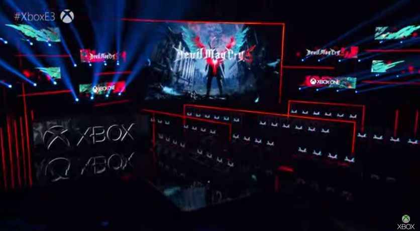 Devil May Cry 5 annonce