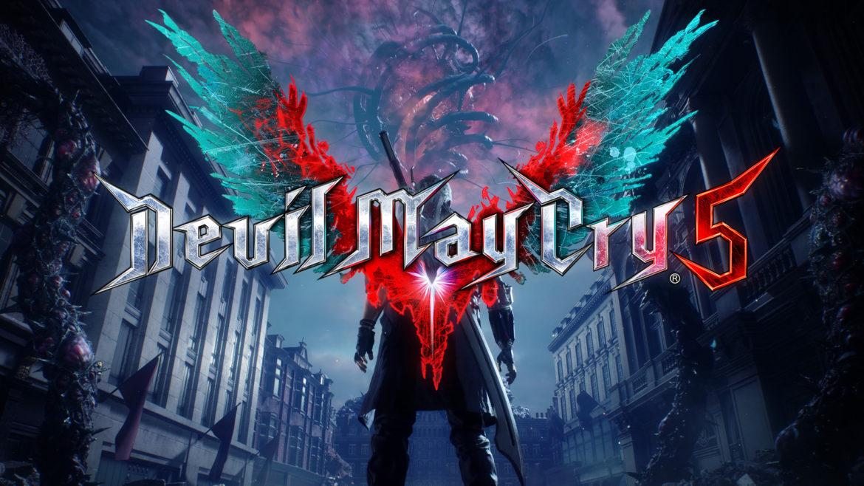 Devil May Cry 5 officiel E3