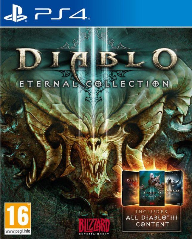 Diablo III: Eternal Collection PS4