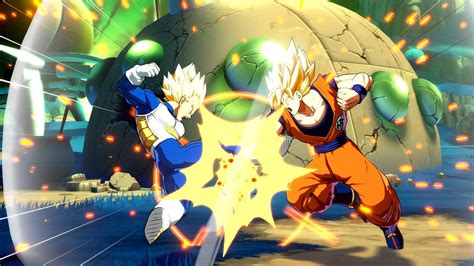 Dragon Ball FighterZ - Classique