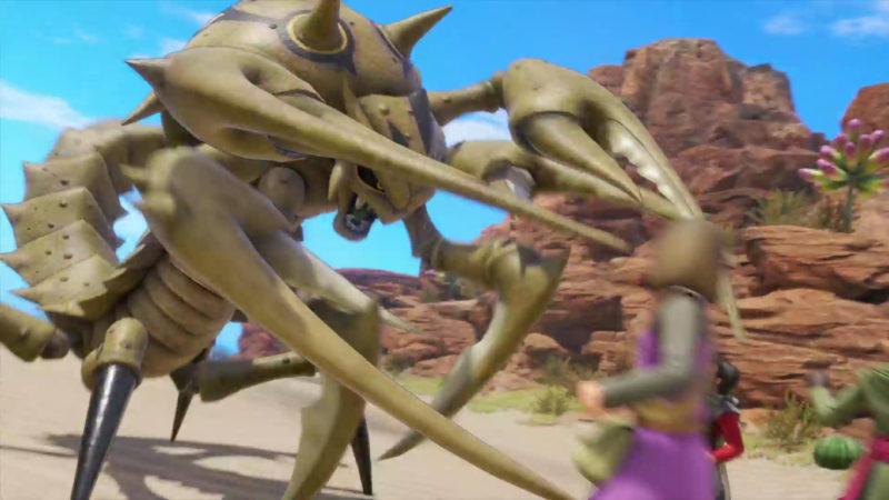 Dragon Quest XI Monstre bogoss