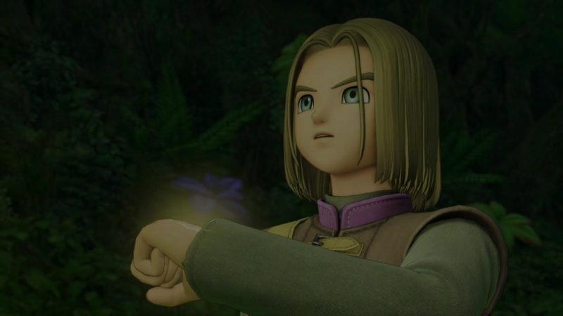 Dragon Quest XI héros