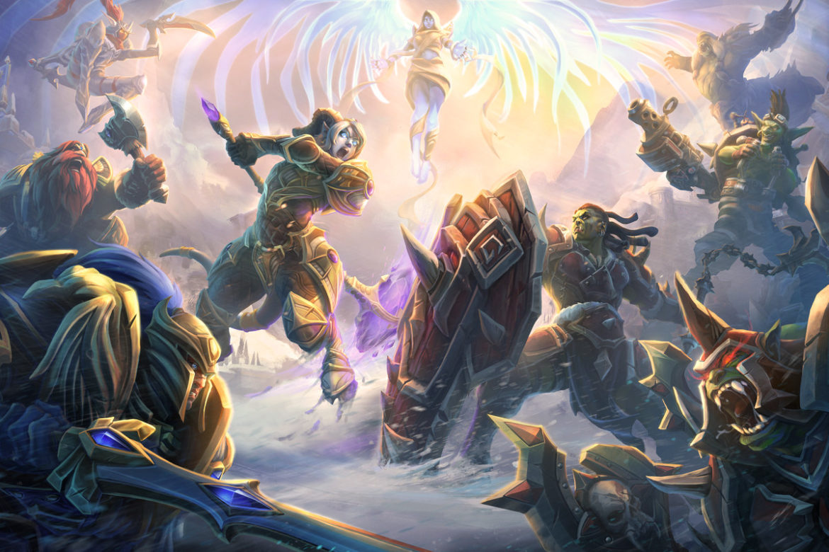Heroes of the Storm - Echos d'Alterac