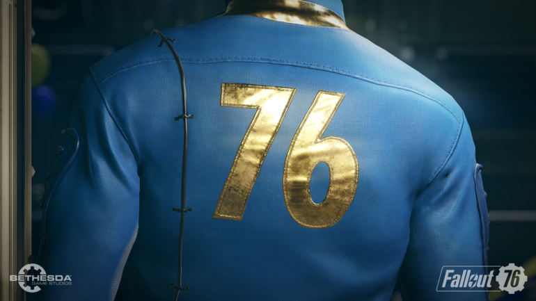 Fallout 76 tenue abri