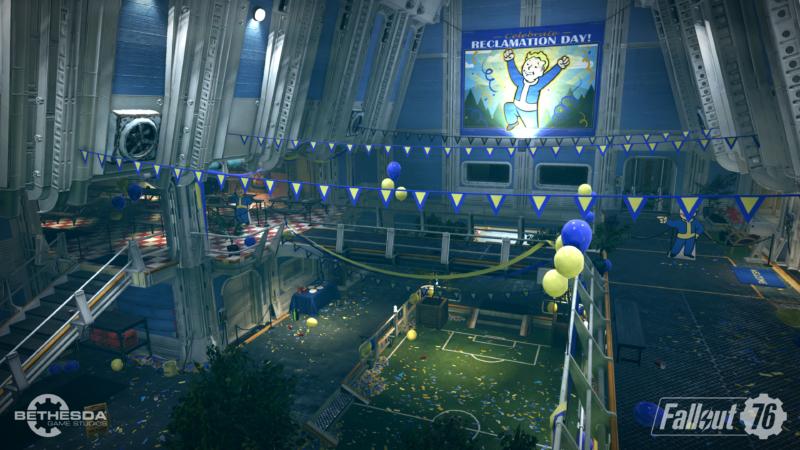 Fallout 76 abri