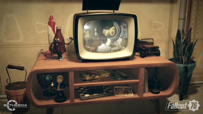 Fallout 76 télévision