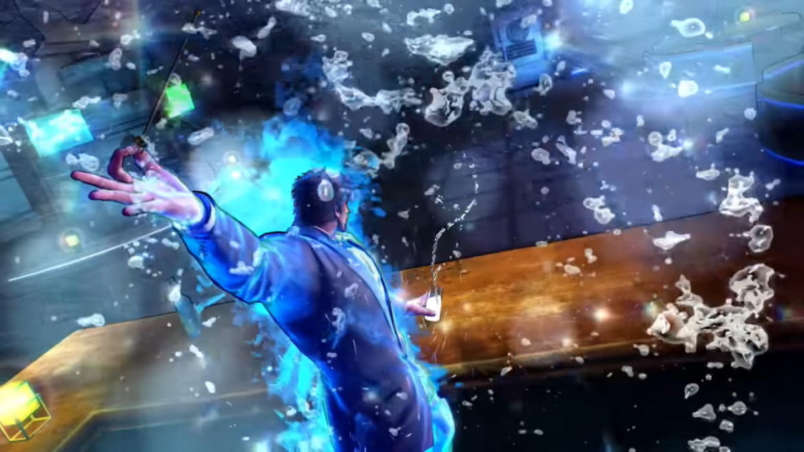 Fist of the North: Star Lost Paradise - C'est lui qui rince