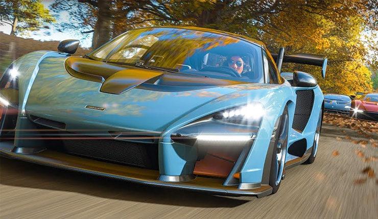 Forza Horizon 4 Mc Laren