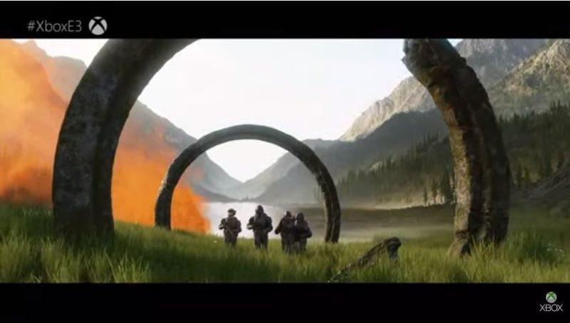 Halo Infinite des anneaux