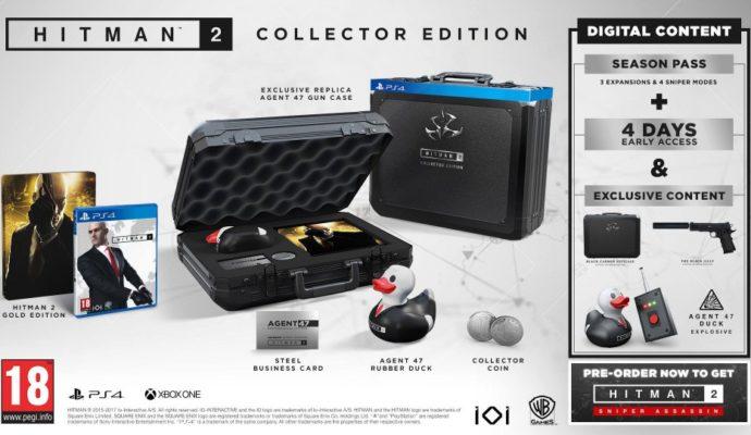 Hitman 2 Collector
