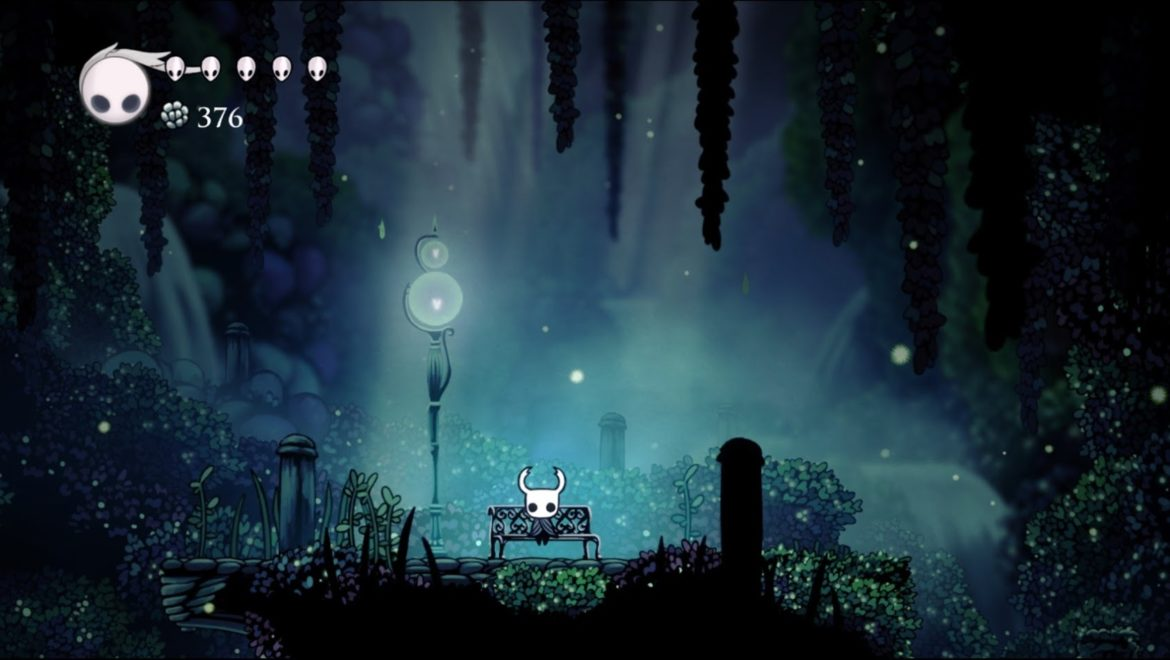 Hollow Knight banc