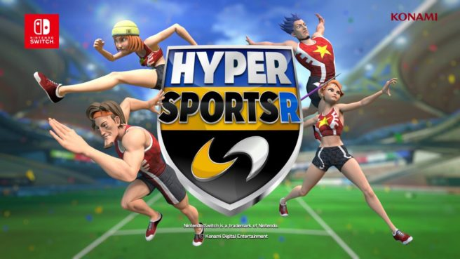 Hyper Sports R logo officiel