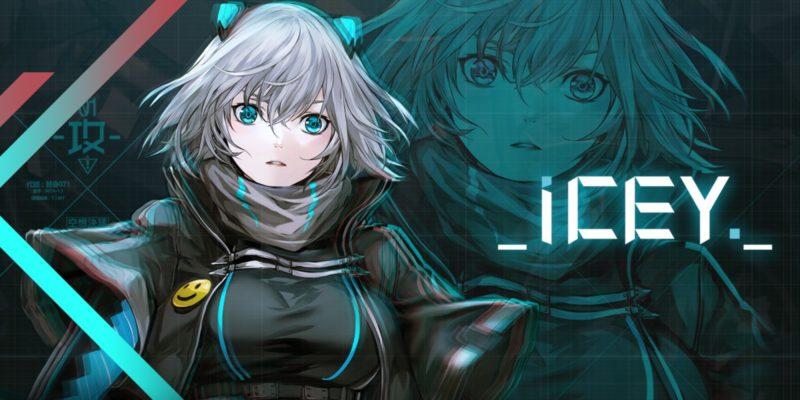ICEY - artwork principal