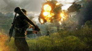 Just cause 4 lance-roquettes gameplay