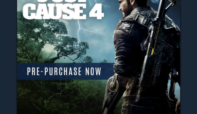 Juste Cause 4 Leak Steam