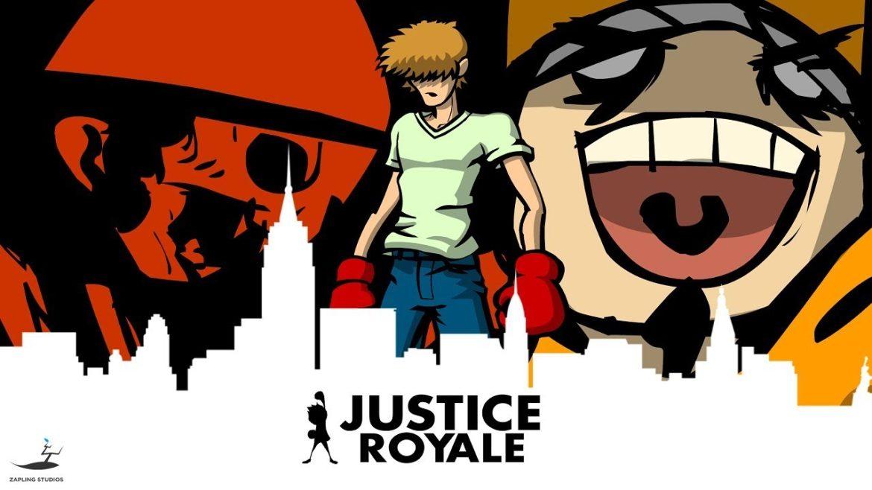Justice Royale héro