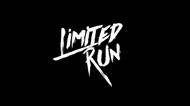 Limited Run Games - Logo limited run