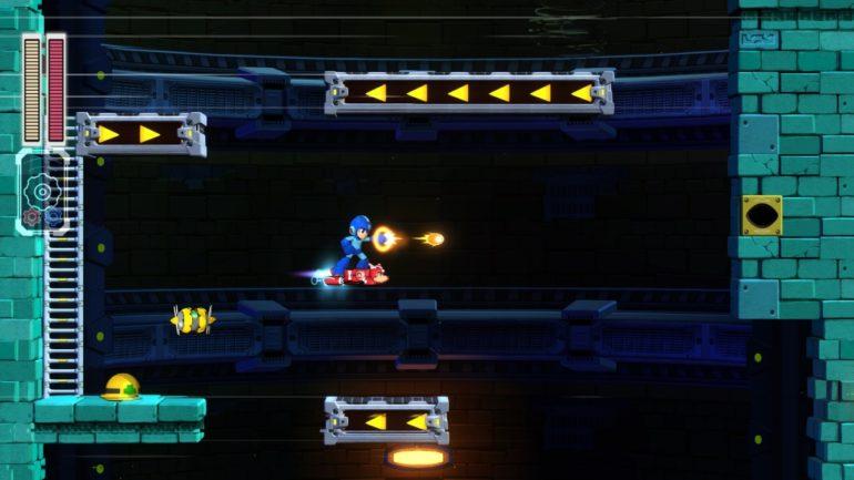 Megaman 11 - Capcom descend nos espoirs