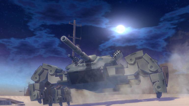 Metal Max Xeno tank