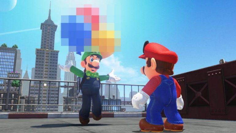 Nintendo - Luigi, ce coquin
