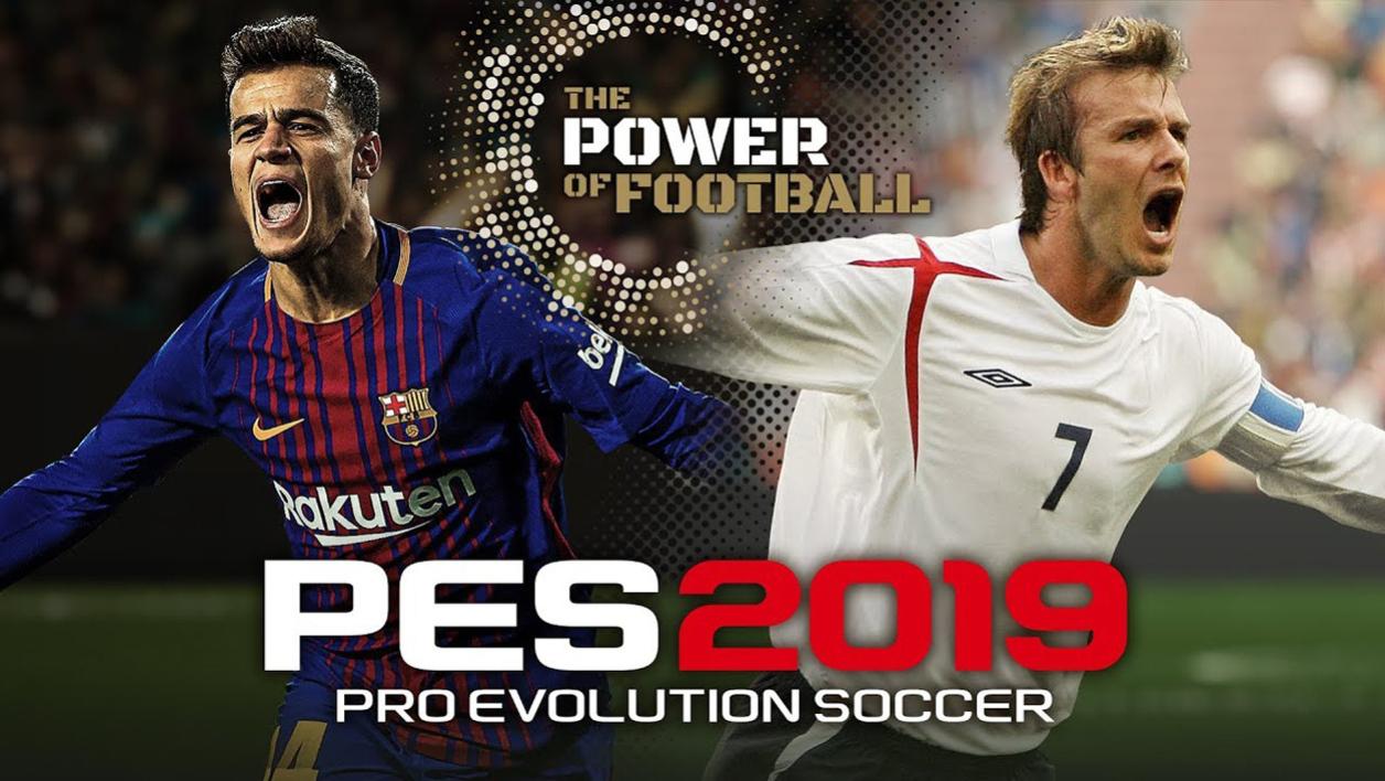 Pro Evolution Soccer 2019 logo