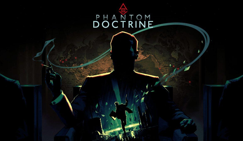 Phantom Doctrine artwork