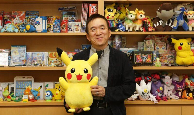 Pokémon 2019 - Tsunekazu Ishihara