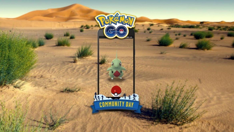 Pokémon GO - journée communauté embrylex