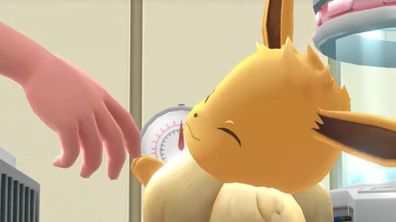 Pokémon Let's Go! Evoli