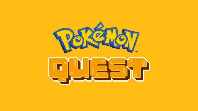 Pokémon Quest Logo