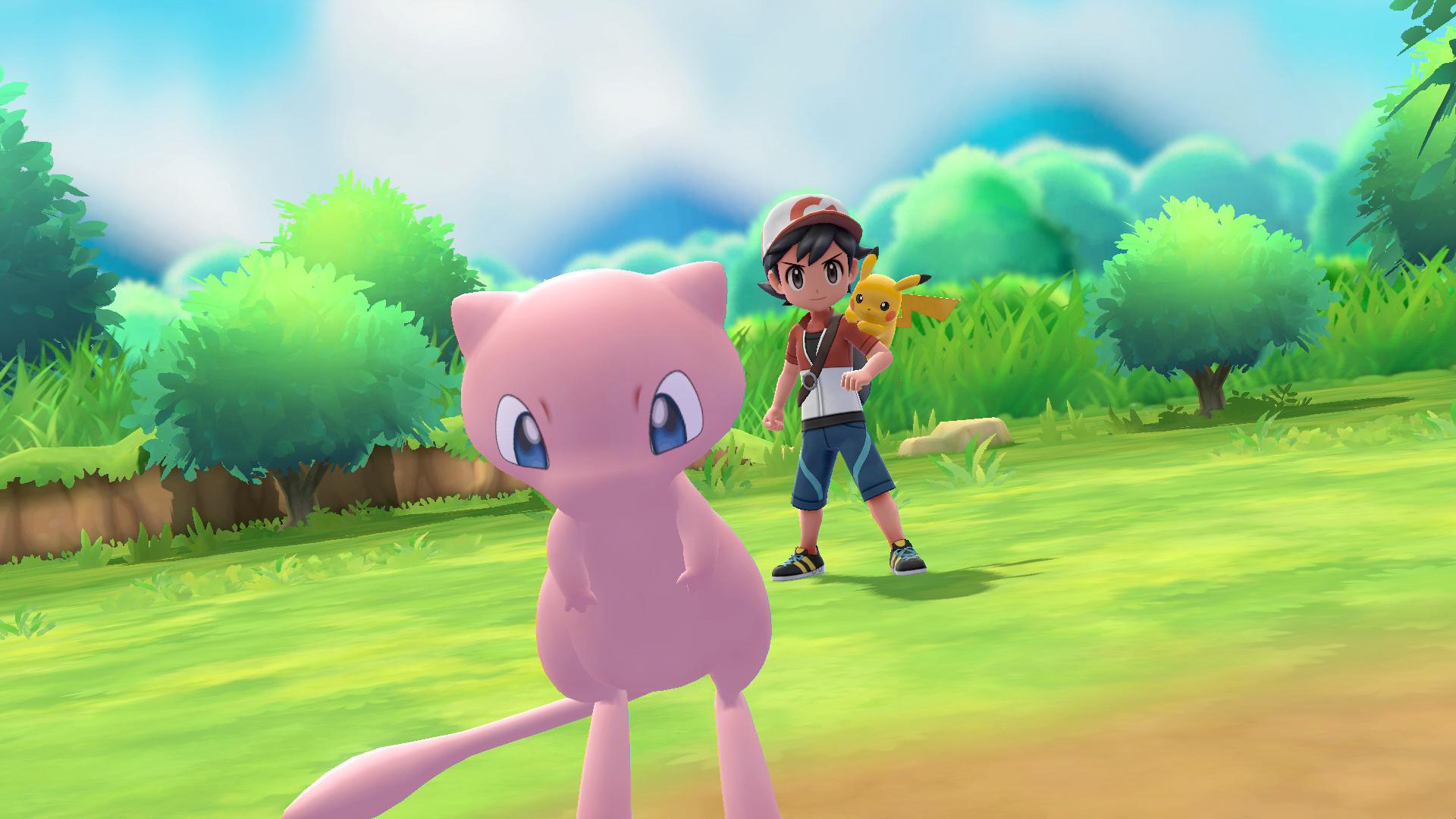 Pokémon Let's Go - Quand on parle du Mew...