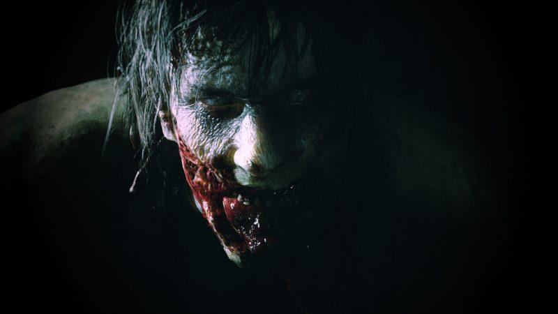 Resident Evil 2 Remake-Zombi