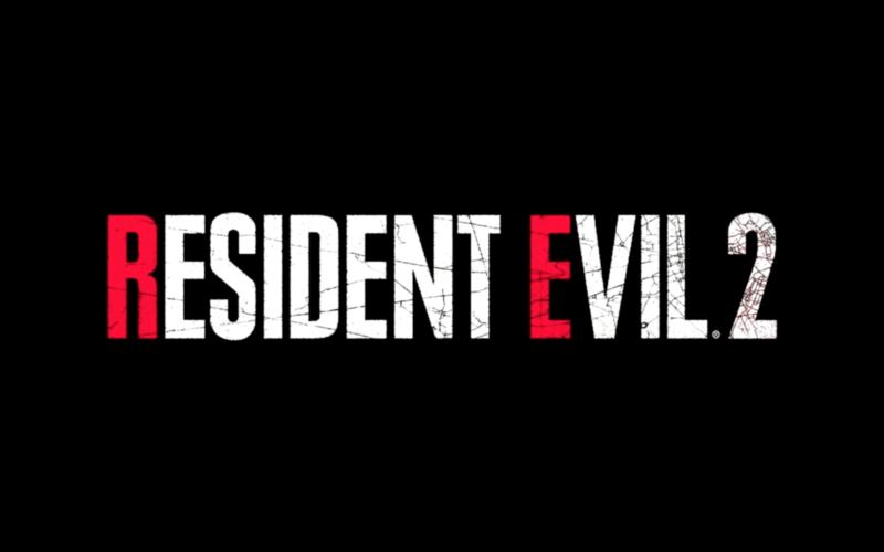 Resident Evil 2 Remake logo