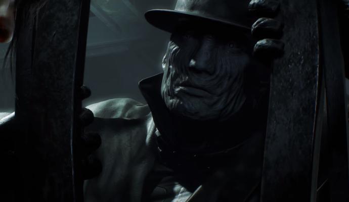Resident Evil 2 Remake T-103