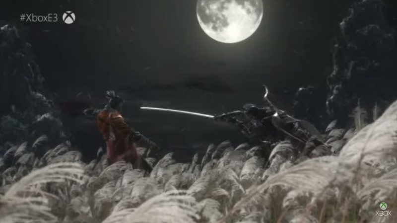 Sekiro: Shadows Die Twice duel