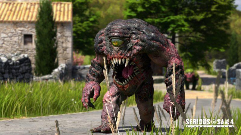 Srious Sam 4 monstre bestiaire