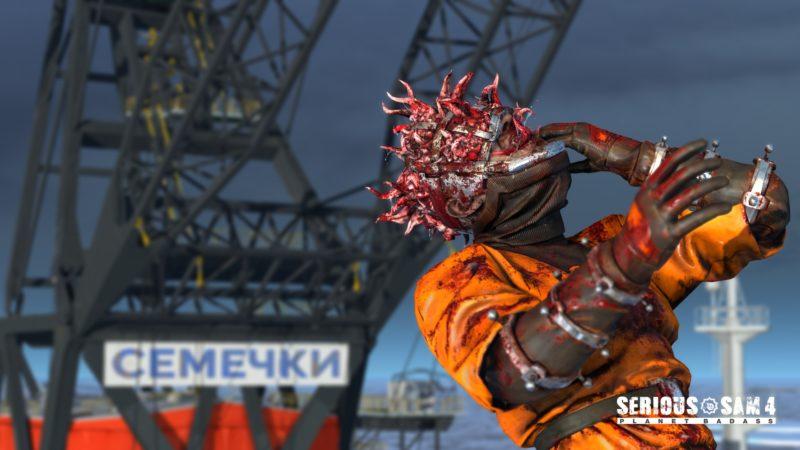 Serious Sam 4 bestiaire gameplay