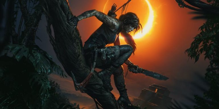 Shadow of the Tomb raider Artwork