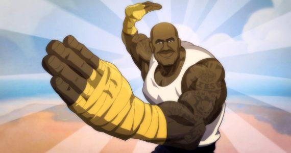 Shaq Fu: A Legend Reborn Shaquille O'Neal