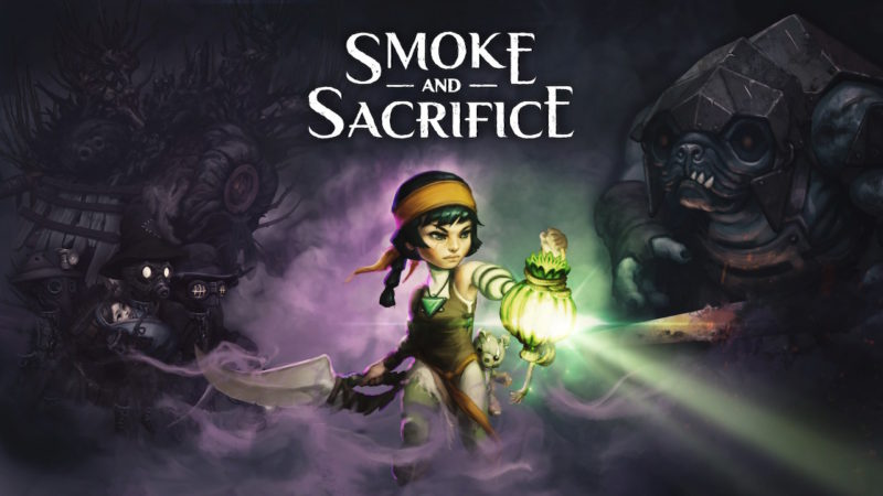 Smoke and Sacrifice - artwork principal