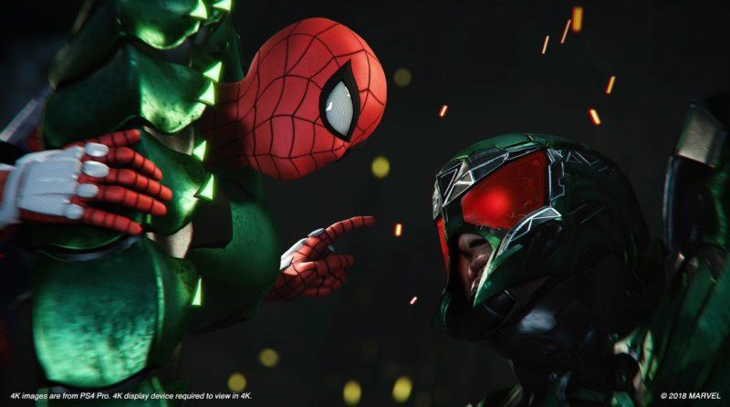 Spider-Man Scorpion