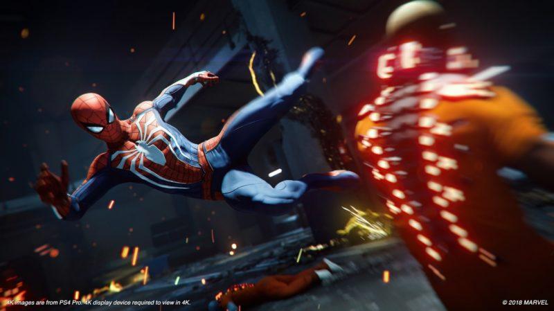 Spider-Man Fight
