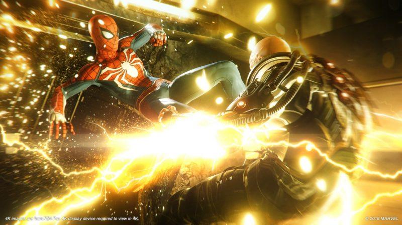 Spider-Man Electro