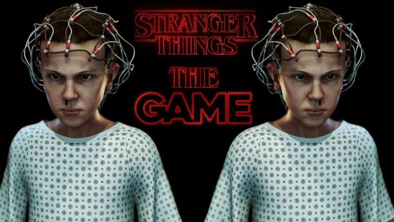 Stranger Things Telltale