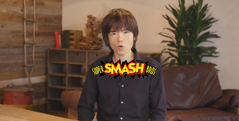 Super Smash Bros Ultimate - Masahiro Sakurai