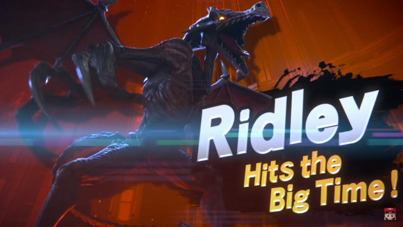 Super Smash Bros. Ultimate - Ridley