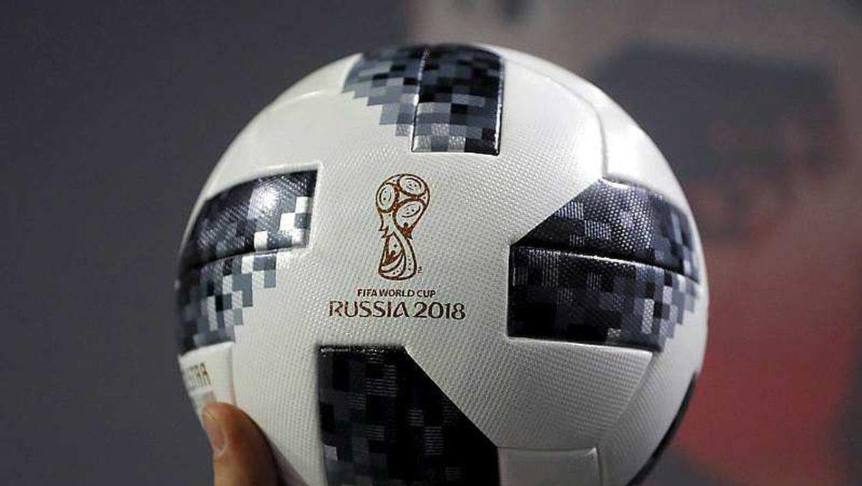 Super Soccer Champs 2018 ballon officiel coupe du monde