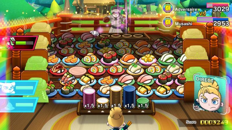 Sushi Striker - Sushi Festival