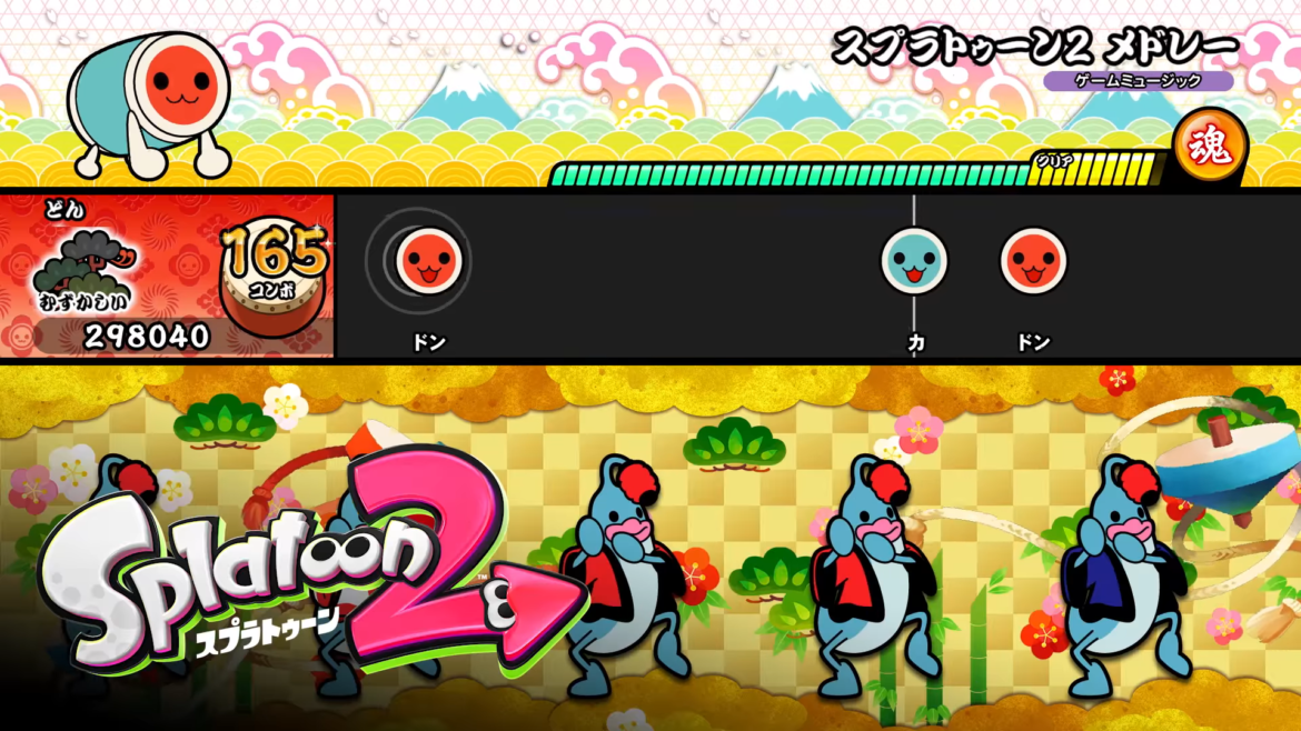 Taiko Drum Master: Nintendo Switch Version! - Il est trop mignon