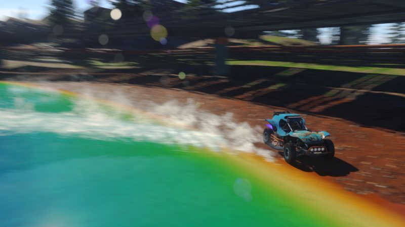Test onrush - mode photo
